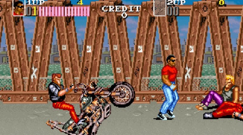 Arcade Archives Crime Fighters 2