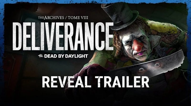 Dead by Daylight Tome VIII