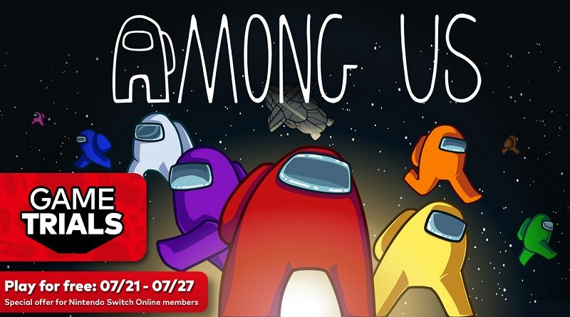 Among Us Game Trial