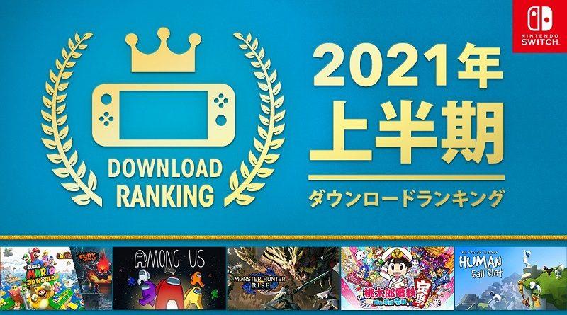 Nintendo eShop Top H1 2021