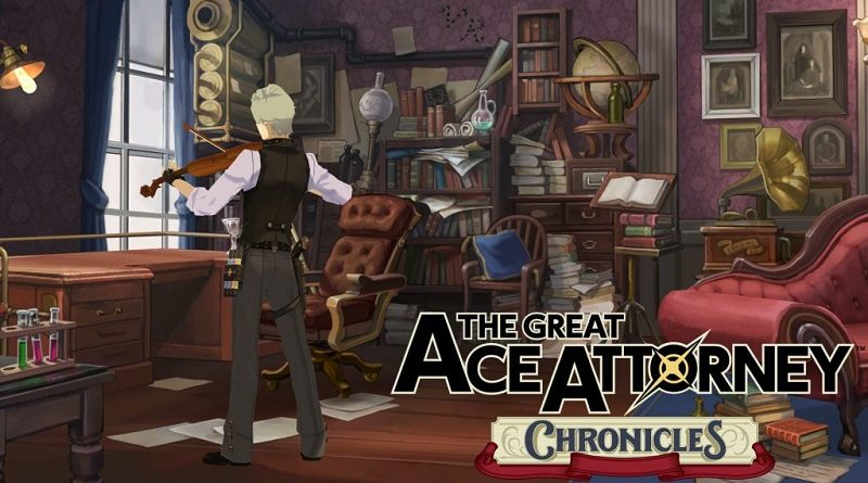 The Great Ace Attorney music