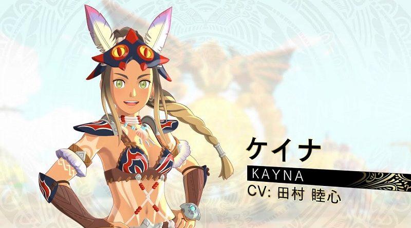 Monster Hunter Stories 2: Wings of Ruin Kayna