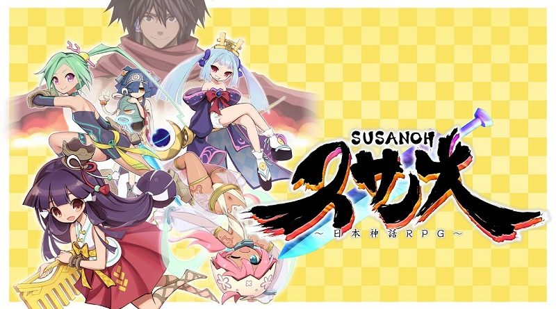 Susanoh ~Nippon Shinwa RPG~