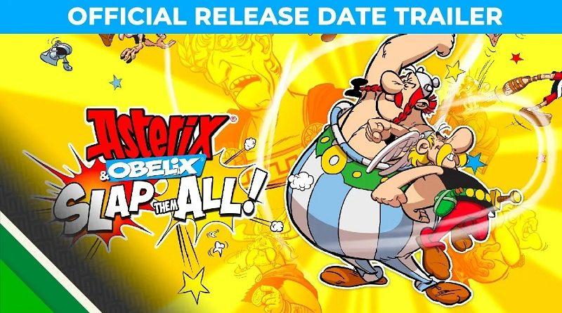 Astérix & Obélix: Slap Them All