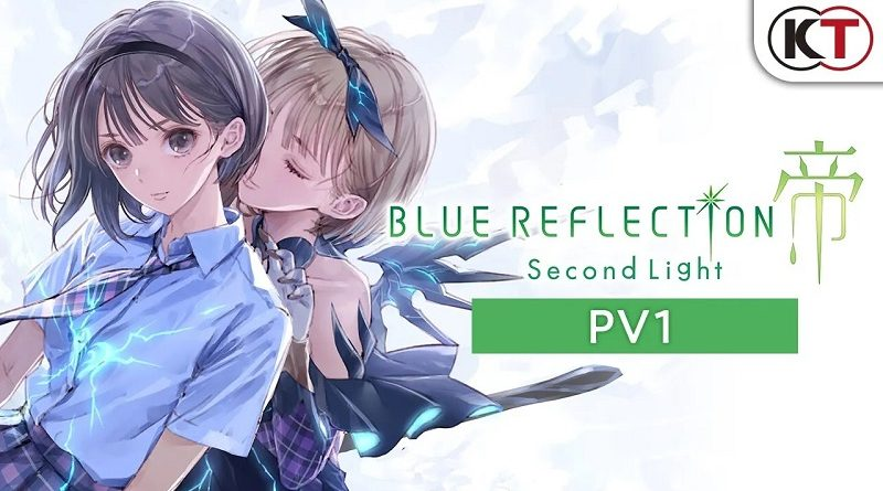 Blue Reflection: Second Light