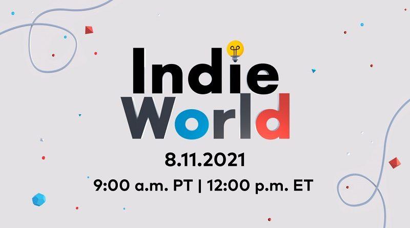 Indie World August 2021