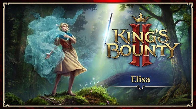 King's Bounty II Elisa
