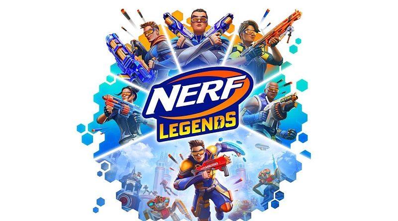 NERF: Legends