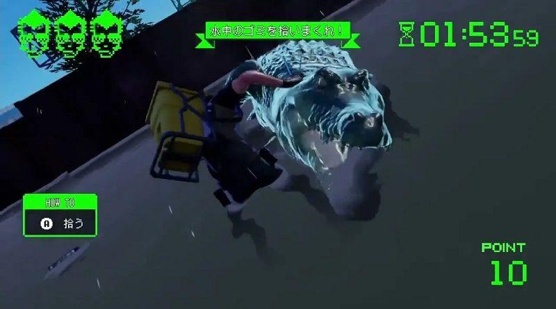 No More Heroes 3 Crocodiles