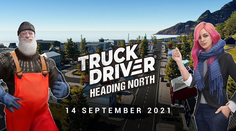 Truck Diver: Heading North