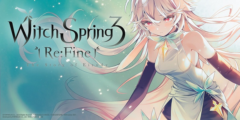 Witch Spring 3 [Re:Fine] The Story of Eirudy