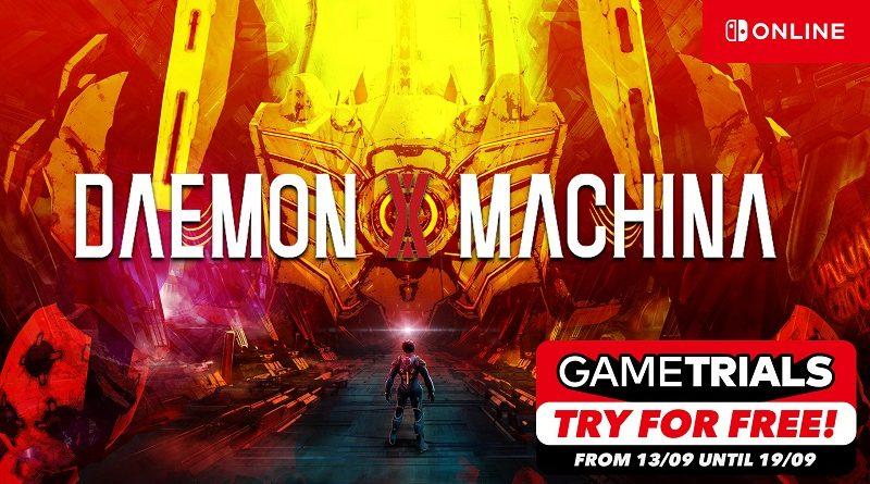 Daemon x Machina NSO