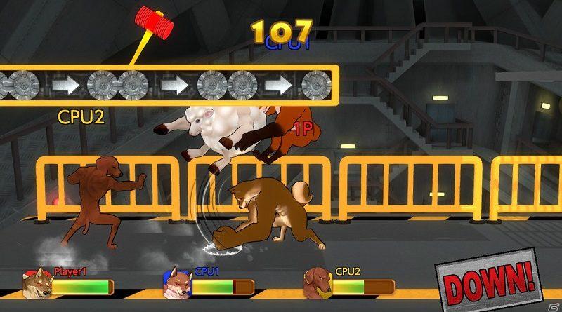 Fight of Animals: Arena
