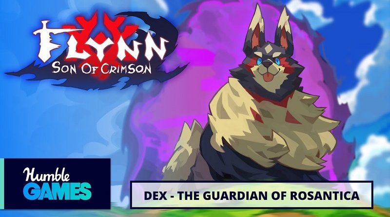 Flynn: Son of Crimson Dex