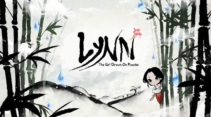 Lynn: The Girl Drawn On Puzzles