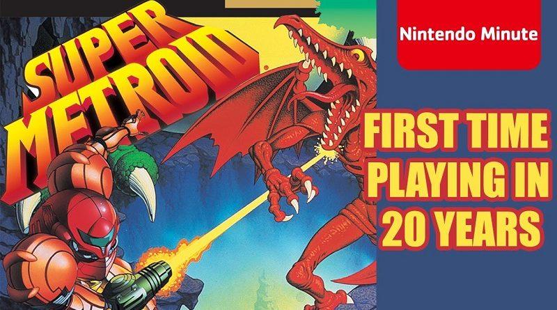 Nintendo Minute SM