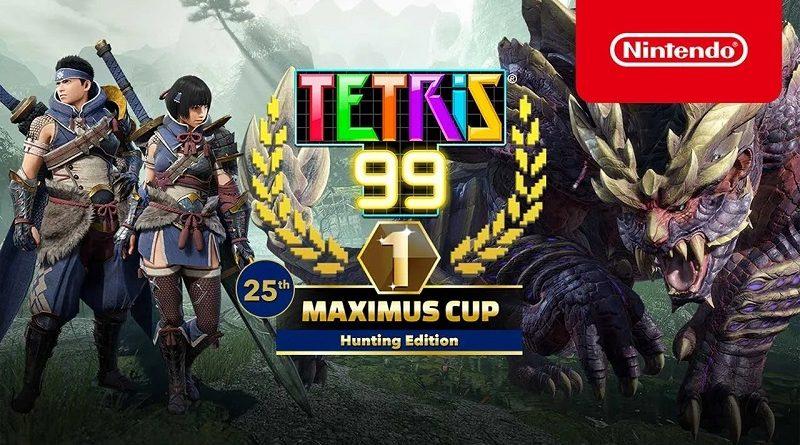 Tetris 99 MHR