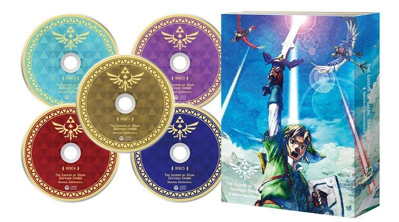 The Legend of Zelda: Skyward Sword HD OST