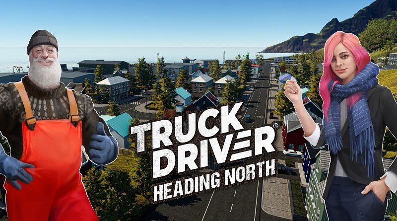 Truck Driver: Heading North DLC