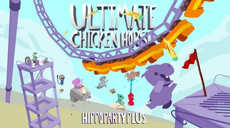 Ultimate Chicken Horse Hippo