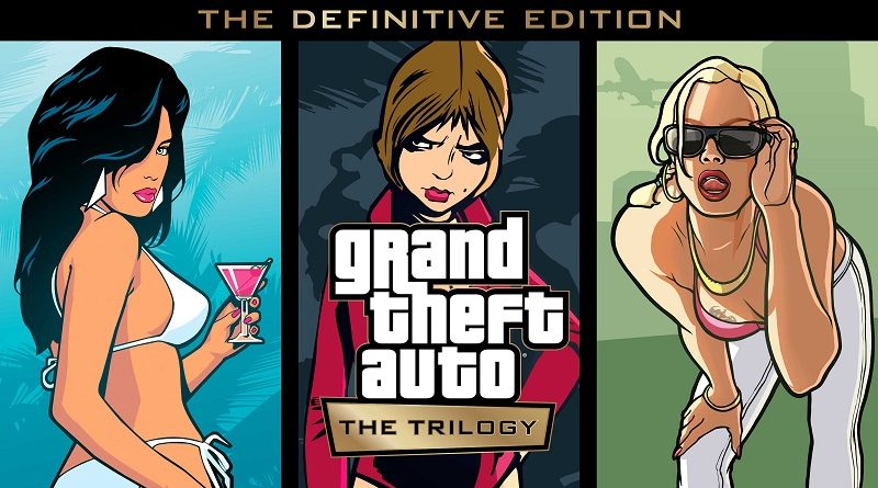 Grand Thef Auto: The Trilogy - The Definitive Edition