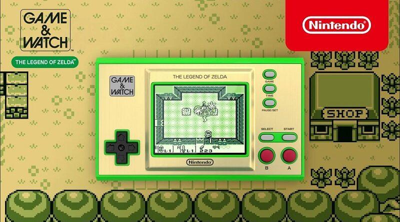 Game Watch: The Legend of Zelda