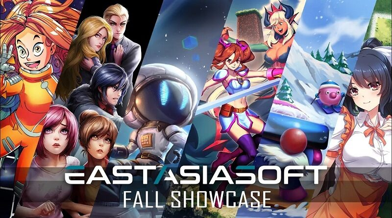 eastasiasoft Fall Showcase 2021