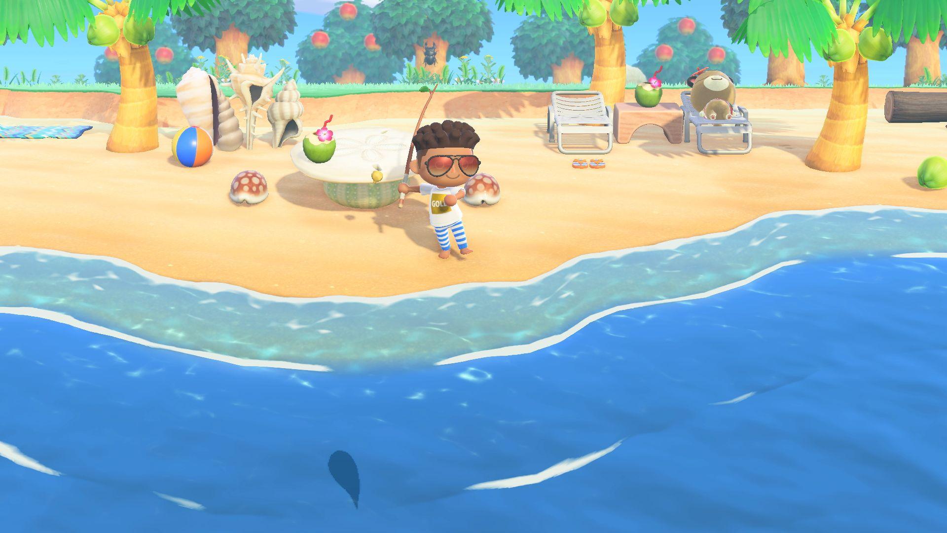 Animal Crossing Zoom Background Pericror