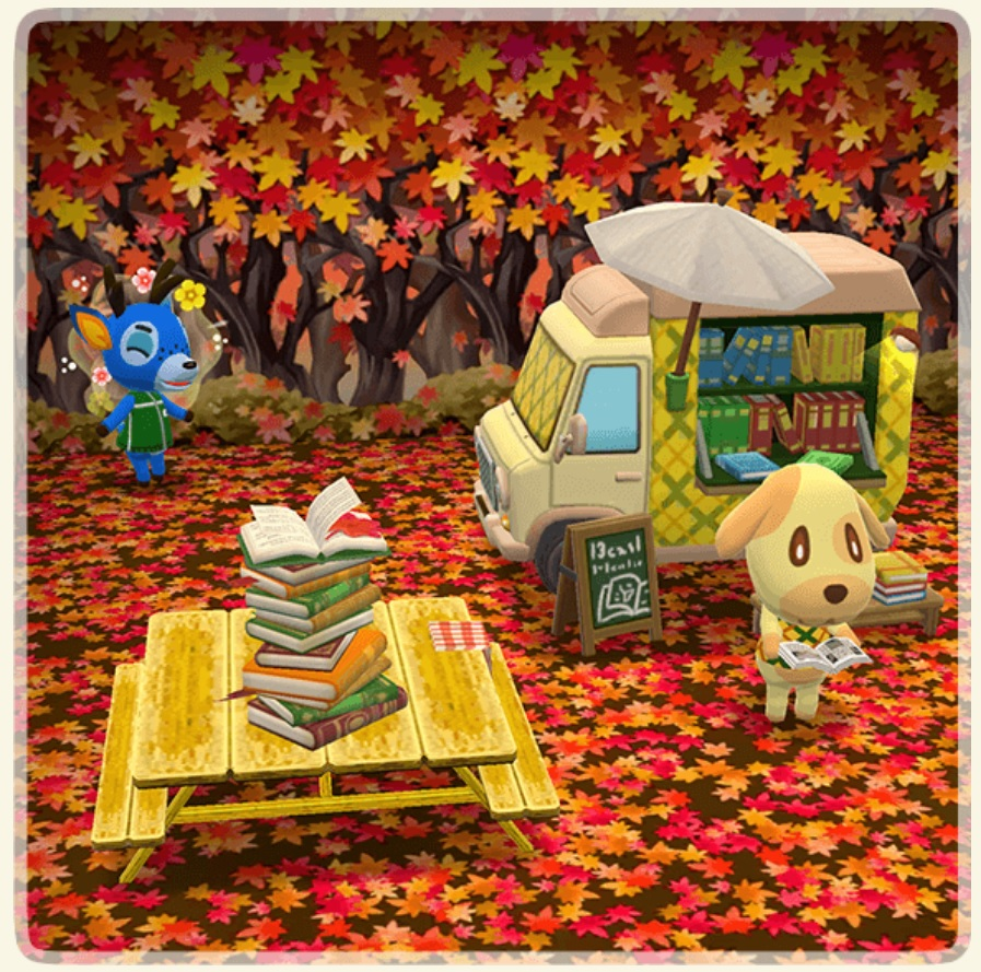 Animal Crossing: Pocket Camp - Events and Content Updates