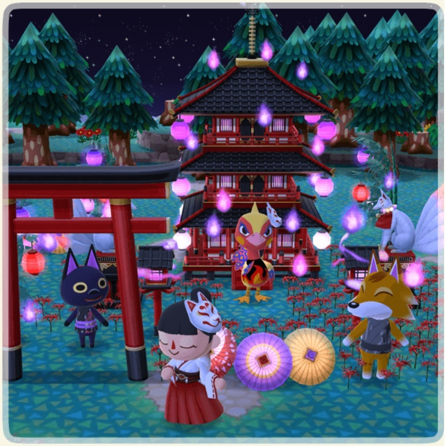 Animal Crossing: Pocket Camp - Events and Content Updates [August