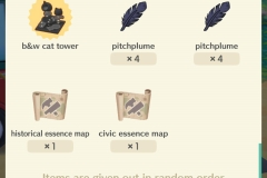 AC Pocket Camp Fishing rewards (6)