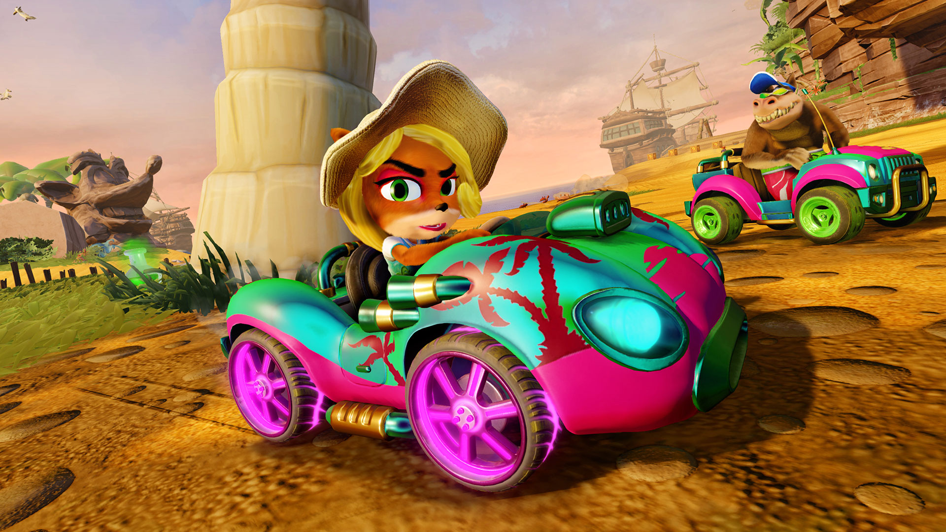 Daily news (May 10, Round 3): Crash Team Racing Nitro-Fueled / RPG