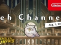 FEH Feh Channel Aug 1