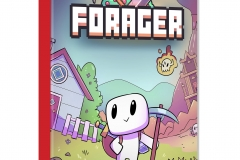Forager - Switch - 3D Box Shot
