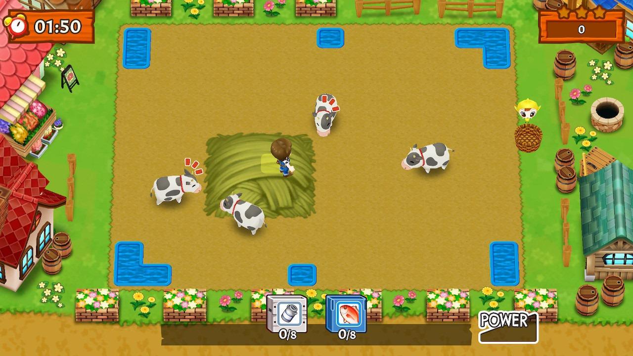 Harvest Moon 64 Zoznamka sprievodca2 Online Zoznamka