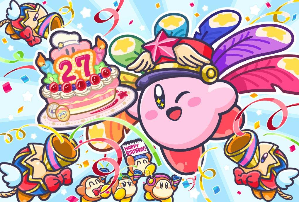 Nintendo News April 27 Round 2 Kirby 27th Anniversary