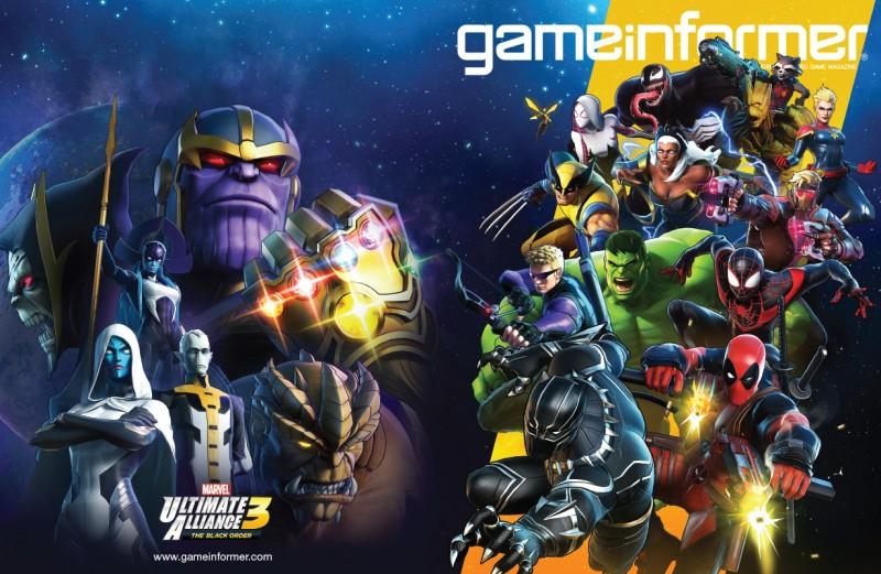 Marvel Ultimate Alliance 3: The Black Order - GameInformer