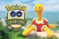 PokeGO Safari Zone