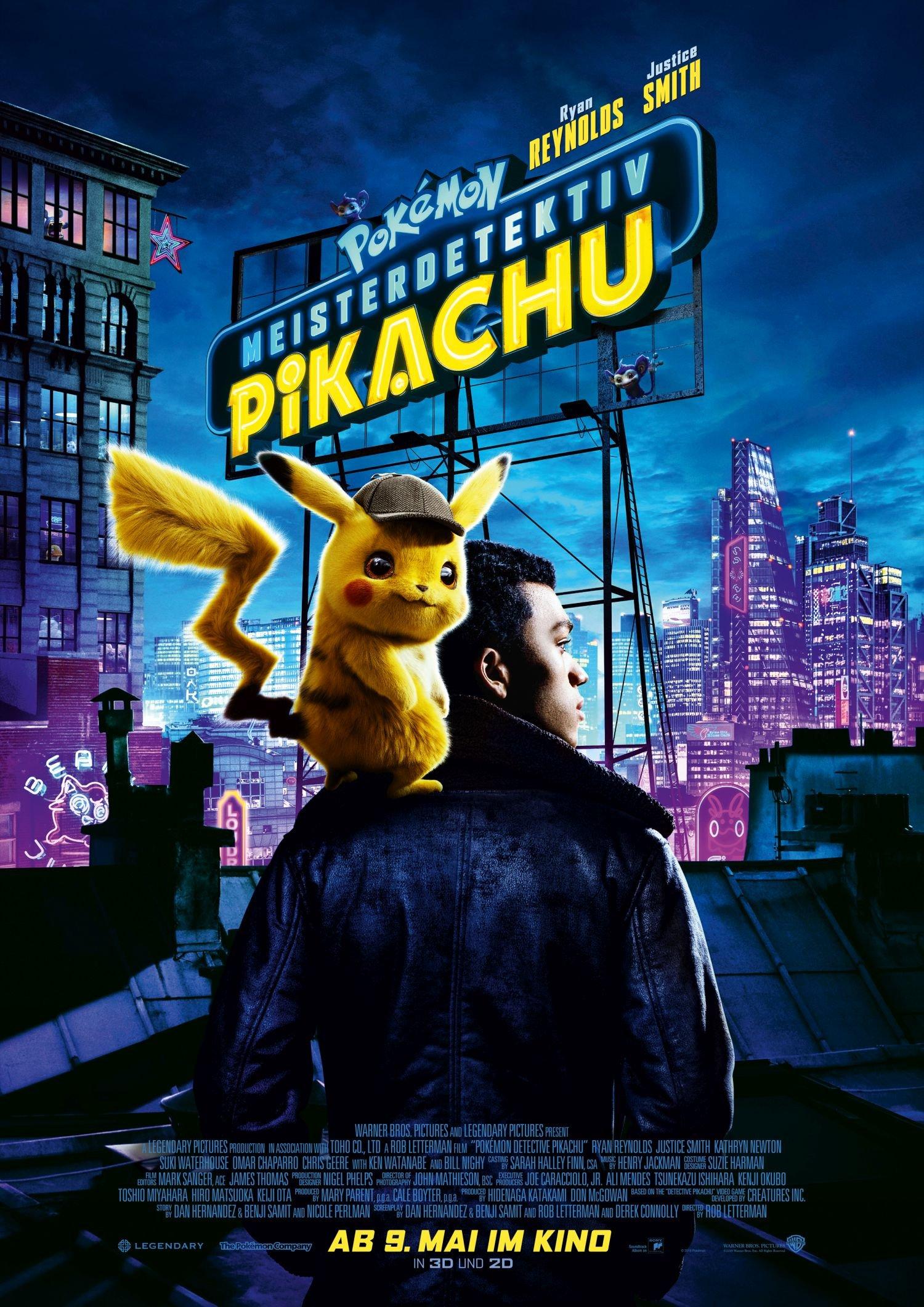 pok233news april 5 pok233mon detective pikachu pok233mon