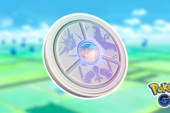PokeGO Team Medallion
