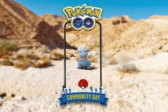 PokeGO Community Day April