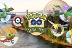 PokeGO Safari