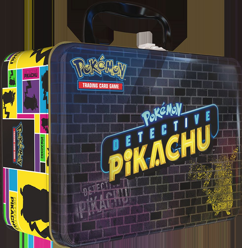 Pok 233 Mon Detective Pikachu A Look At Upcoming Merchandise