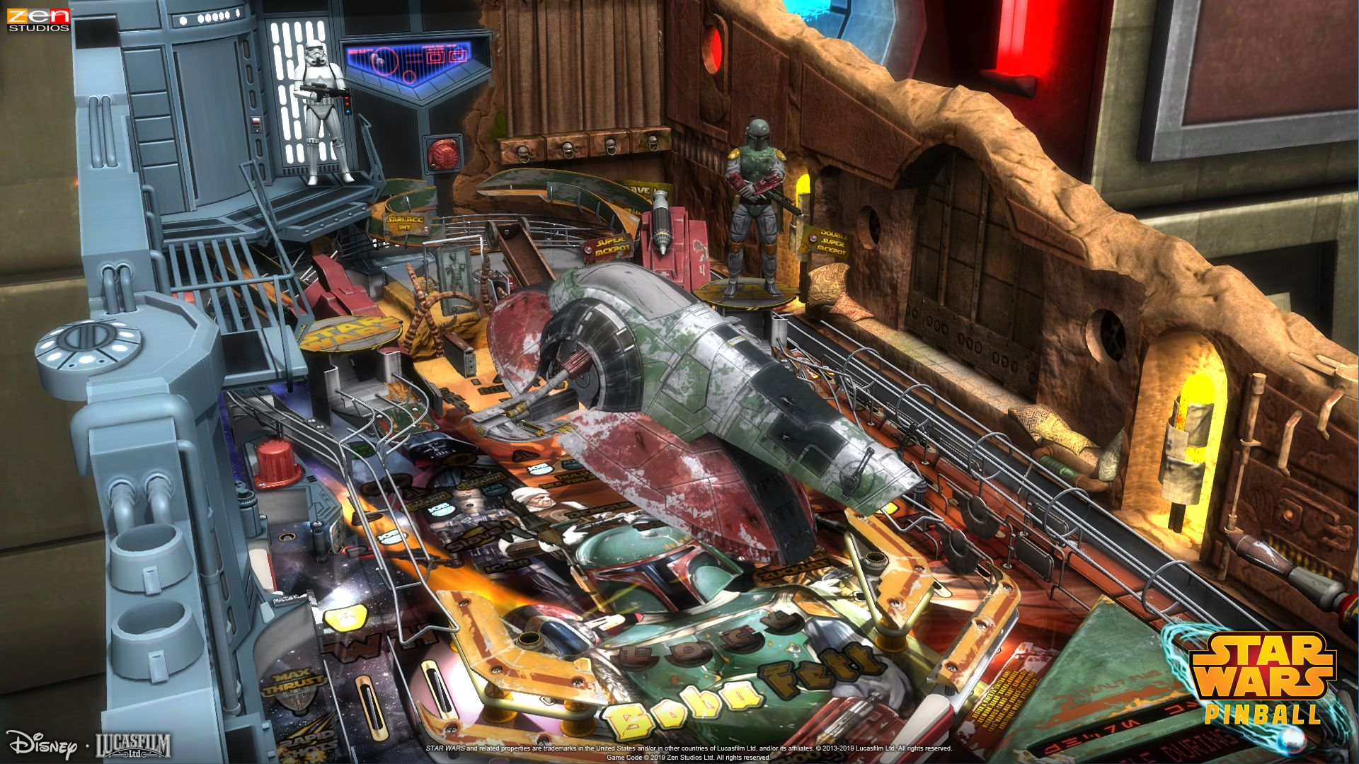Star Wars Pinball collection announced for the Nintendo