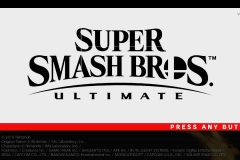 Super Smash Bros Ultimate 2-0-1