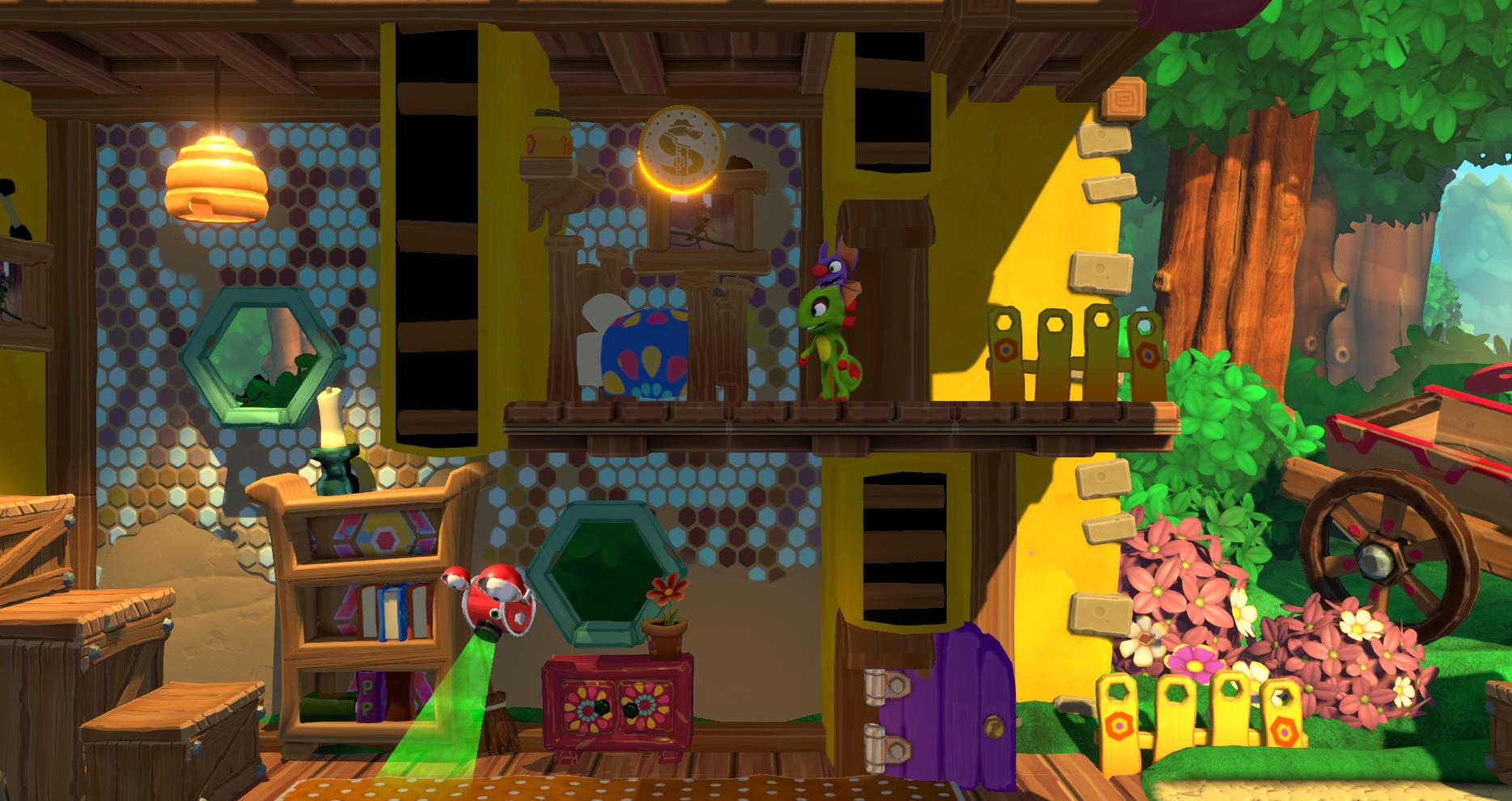 Image results for yooka laylee and the impossible lair